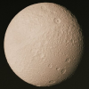 Thumbnail image for Tethys: Saturn's Moon Of Mystery