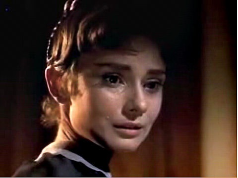 Audrey Hepburn In War And Peace