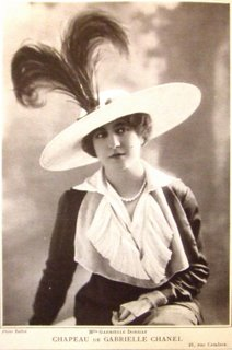 Early Coco Chanel Hat Photo By Talbot