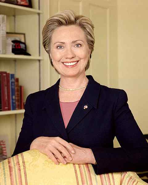 Hillary Rodham Clinton As Senator