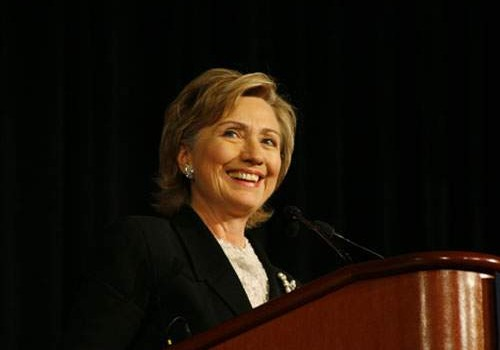 Hillary Rodham Clinton Senate Speech