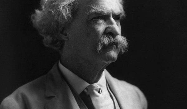 Mark Twain Quotes Photo By A.F. Bradley