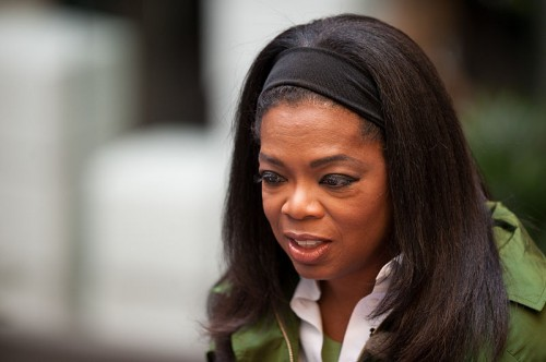 Oprah Winfrey In Denmark (Photo By Bill Ebbesen)