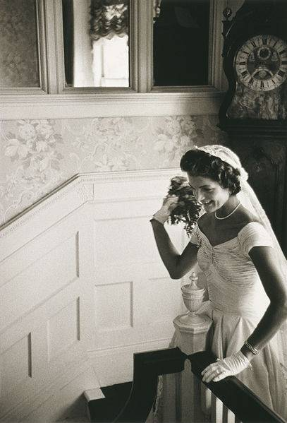 Jacqueline Kennedy Osnassis Photo By Toni Frissell