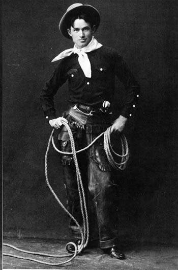 Will Rogers Quotes In Cowboy Garb