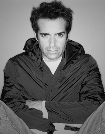 David Copperfield Assistant