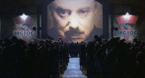Nineteen Eighty-Four Film Review 1984
