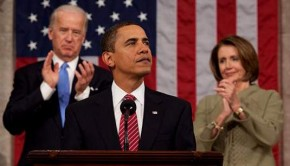 Barack Obama With Joe Biden And Nancy Pelosi Photo By Pete Souza