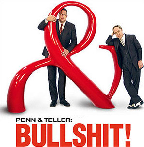 Bullshit Penn And Teller