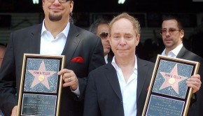 Penn And Teller Photo By Angela George Creative Commons ShareAlike Licence
