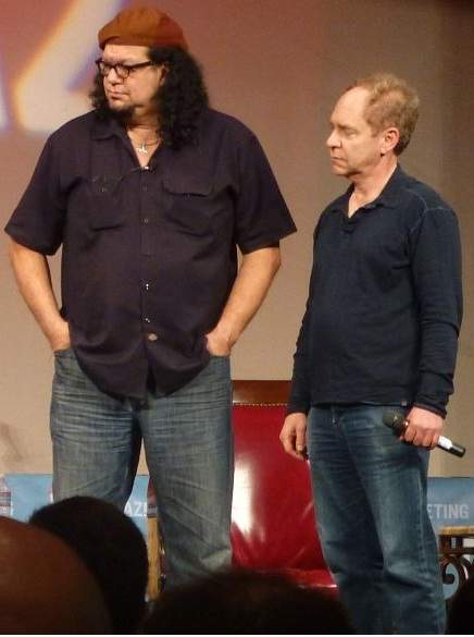 Penn And Teller Photo By Greg Dorais Creative Commons ShareAlike Licence