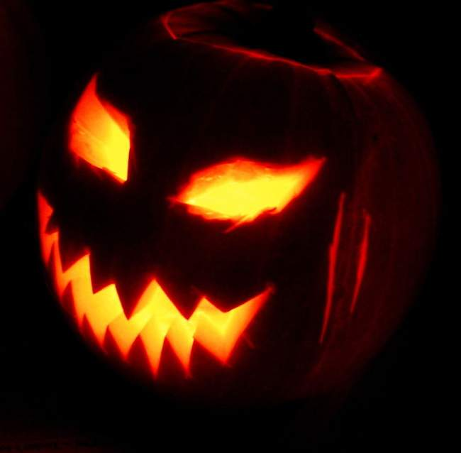 Halloween Jack O Lantern Photo By Toby Ord Creative Commons ShareAlike Licence