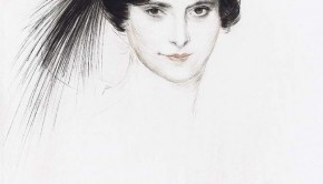 Helena Rubinstein By Paul César Helleu