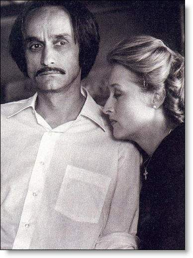 John Cazale And Meryl Streep In The Deer Hunter