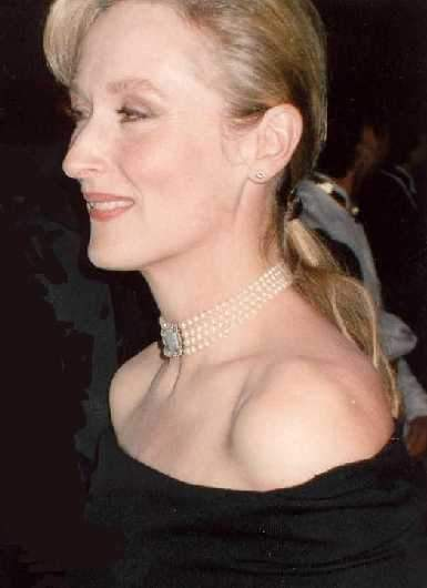 Meryl Streep Photo By Alan Light