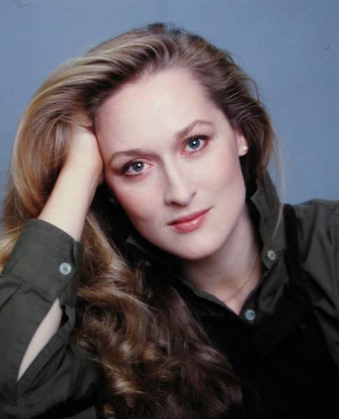 Meryl Streep Photo By Jack Mitchell Creative Commons ShareAlike Licence