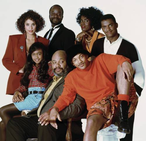 Alfonso Ribeiro And The Fresh Prince Of Belair Cast