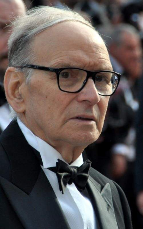 Ennio Morricone Photo By Georges Biard Creative Commons ShareAlike Licence