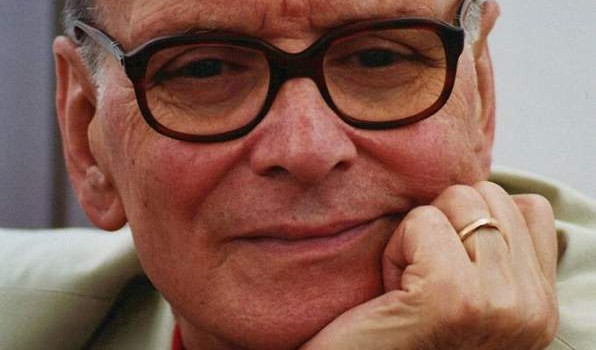 Ennio Morricone Photo By Olivier Strecker Creative Commons ShareAlike Licence