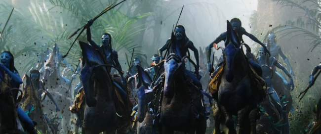 Avatar Film Review The Na'vi