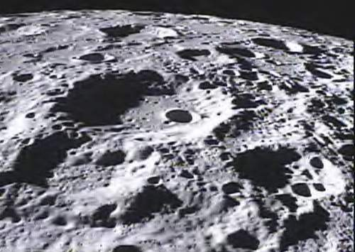 Lunar Fascination: Far Side Of The Moon