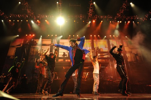 Michael Jackson's This Is It Film Review Michael Jackson And Cast