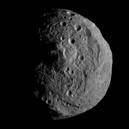 The Inner Planets Asteroid Vesta
