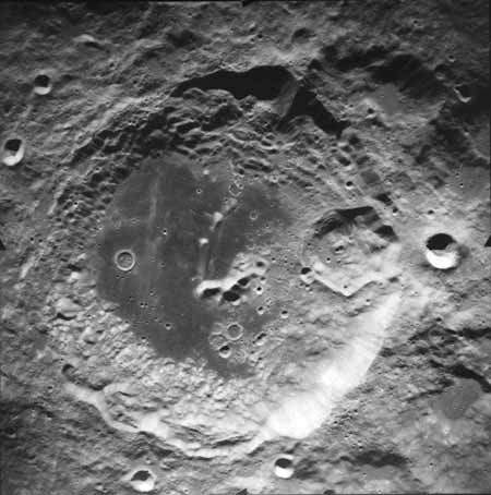 Lunar Fascination: The Moon's South Pole-Aitken Basin