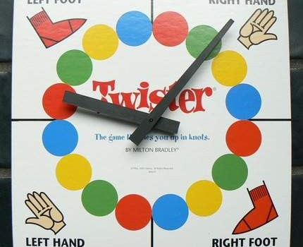 1960's Toys Twister Photo By BitchBuzz