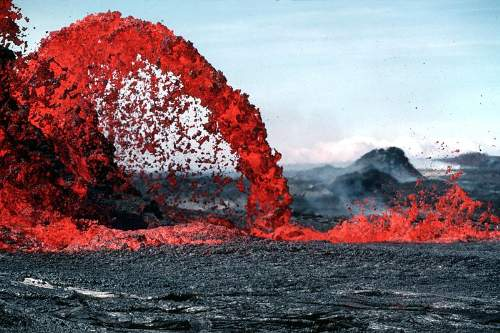 Lava Photo By J.D. Griggs