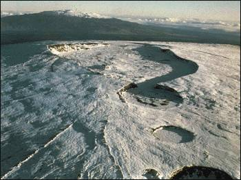 The Summit Of Mauna Loa