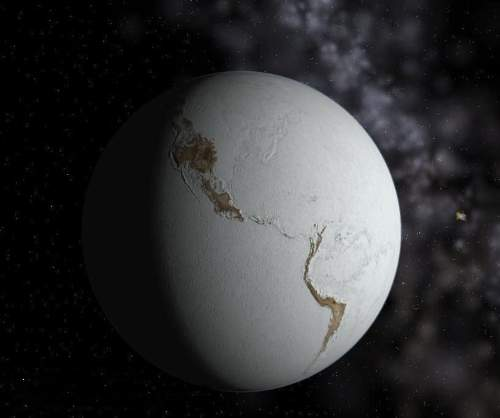 Snowball Earth Picture By Neethis