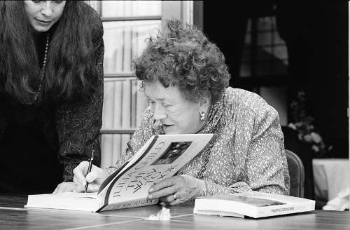 Julia Child In 1989