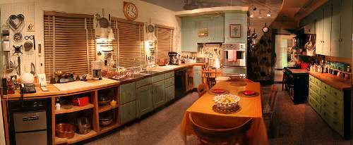 Julia Child's Kitchen At The Natonal Museum Of American History Photo By RadioFan at en.wikipedia