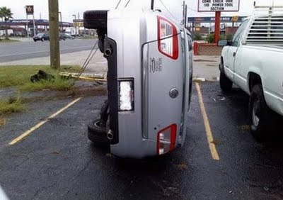 Funny Parking How Not To Park Picture (Image)