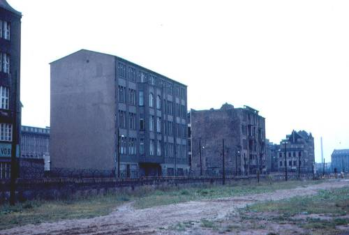 East Berlin 1963 Photo By Roger Wollstadt