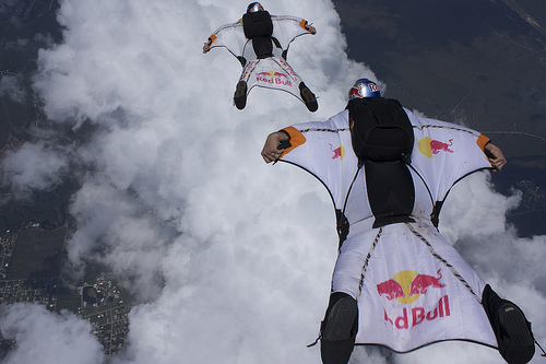 Proximity Wingsuit Flying Picture (Image)