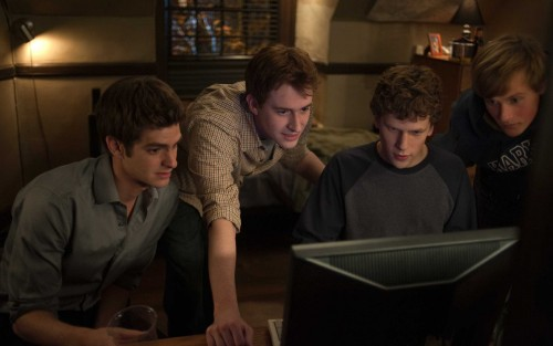 The Social Network. Director: David Fincher.