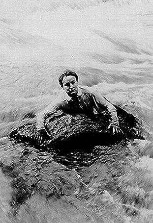 Harry Houdini In The Man From Beyond