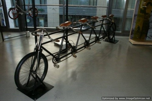 Opel Quint Tandem Bicycle
