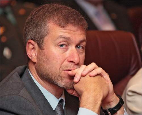 Roman Abramovich Photo By Marina Lystseva