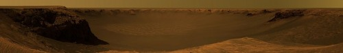 Cape Verde On Planet Mars Taken By Mars Exploration Rover