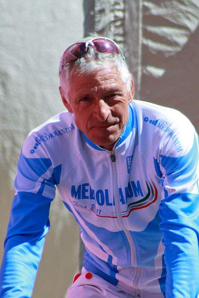 Francesco Moser Photo By Petit Brun