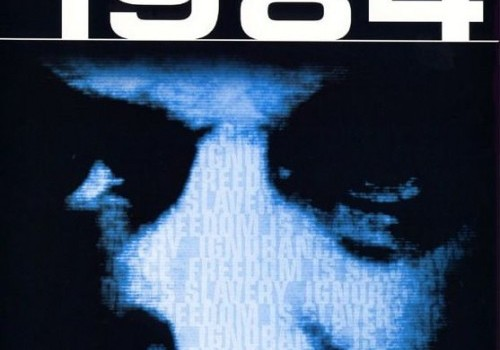 Nineteen Eighty-Four 1984 Cover