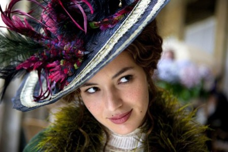 Adele Blanc-Sec (Louise Bourgoin) In The Extraordinary Adventures Of Adele Blanc-Sec