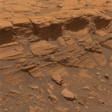 The Red Planet And Water: Is There Life On Planet Mars?