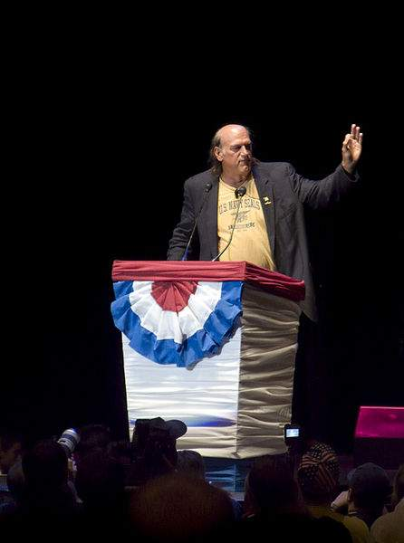 Jesse Ventura Photo By Cory Barnes Creative Commons ShareAlike Licence