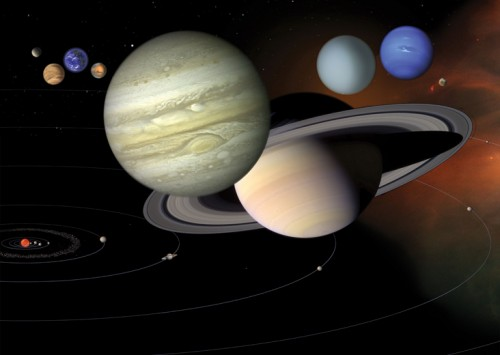 The Gas Giants: The Jovian Planets