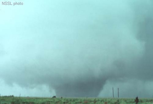 Tornado Photo Courtesy Of NSSL