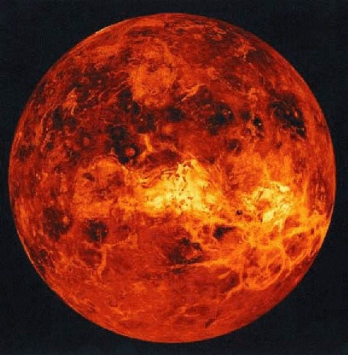 The Inner Planets: Venus Second Of The Inner Planets Taken By The Magellan Probe
